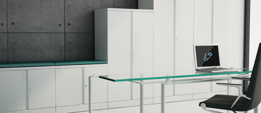M:Line Cupboards offer an economical solution to filing #officefurnituregibraltar